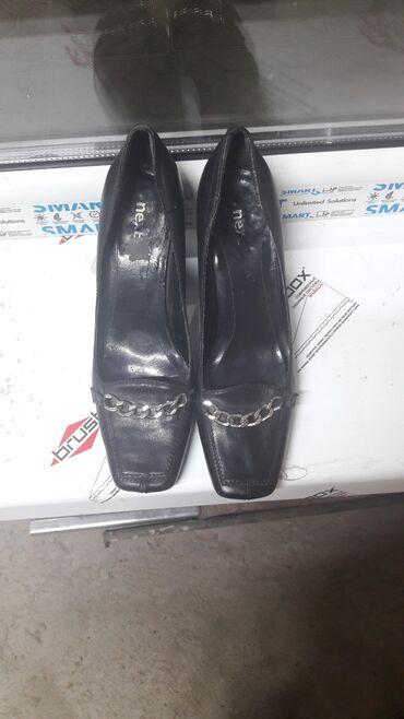 Личные вещи - Арчалы: Черные кожанные туфли супер модные и идеальные фирма Next (натуральн