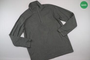 Личные вещи - Украина: Чоловічий светр з блискавкою, р. L   Довжина: 70 см Довжина рукава: 62