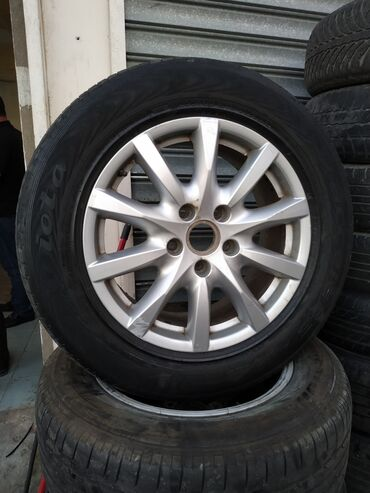 R18 tuareg porche diski diski təkərsizdir