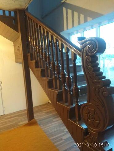 Услуги - Гульча: Лестницы | Изготовление | Металл, Сосна