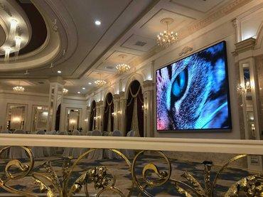 """рекламно-производственная компания """"PARTNER""""  LED  экраны с гарантией в Бишкек"""