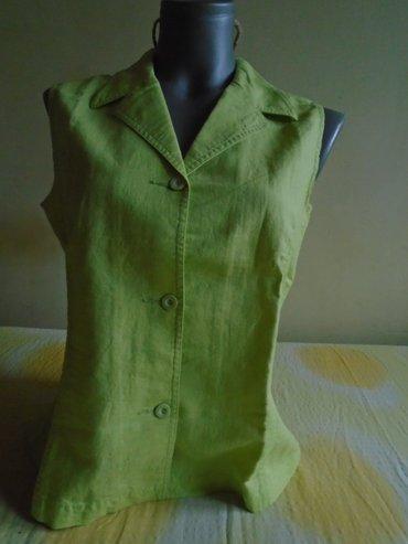 Kao nova košuljica od prirodnih materijala,mešavina lana i pamuka, - Beograd