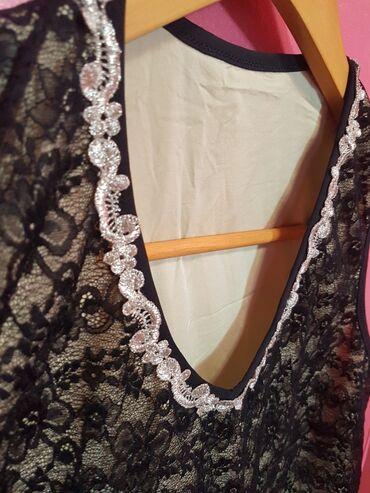 Женская одежда - Мыкан: Продам новую итальянскую маечку,размер S,распродаю всё,смотрите