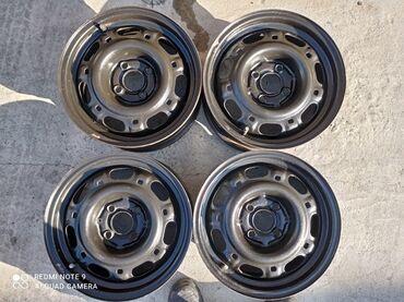 Продаю 1 комплект железных дисков R14