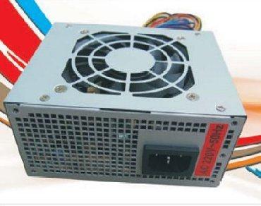 источники бесперебойного питания 560 вт в Кыргызстан: Мини блок питания для системного блока TECH-COM 450 ВТ