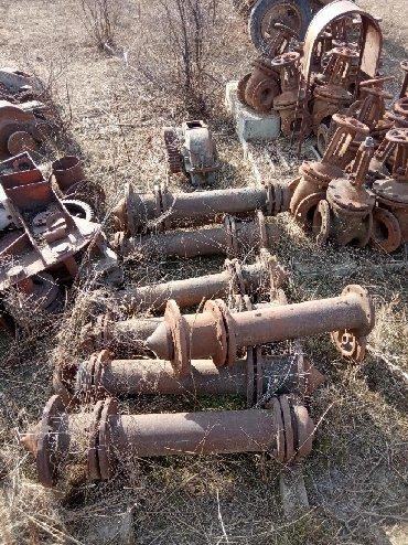 тряпки для пола в Кыргызстан: Продаю пожарные гидранты для водопровода. Цена - договорная