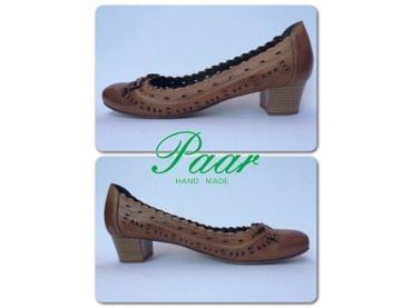 PAAR cipele, ručni rad je u pitanju, moderne, izuzetno kvalitetne i - Belgrade