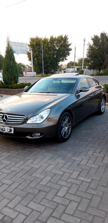 Mercedes-Benz CLS-Class AMG 3.5 л. 2007 | 250000 км