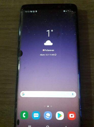 Plisani sako za sportsku eleganciju - Srbija: Upotrebljen Samsung Galaxy Note 8 128 GB zlatni