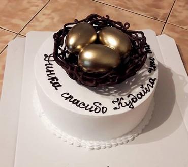 Торт на заказ.Медовый.+оформление. в Бишкек