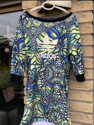 Adidas haljine - Srbija: Adidas orginal haljinica placena 8500 odg vel S i M