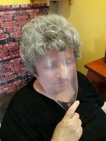 Ostalo | Pozarevac: Prodajem periku poluprirodne kose,moze da se perefenira i