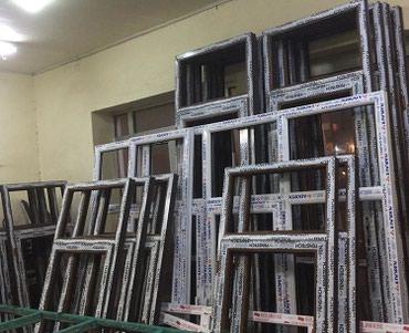 Xırdalan şəhərində  Hòrmetli Mùşteri şirketimiz Plastik qapi pencerelerin istenilen