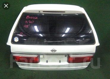 Продаю крышка багажника ниссан рнессо в Бишкек