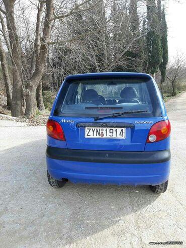 Daewoo Matiz 1 l. 2003 | 166000 km