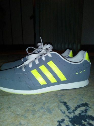 Prodajem original Adidas patike. Jednom nosene. Nepromocive, - Belgrade