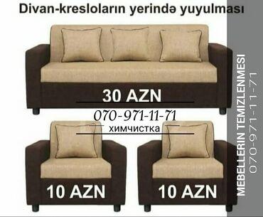 kimyevi temizleme avadanliqlari - Azərbaycan: Kimyevi temizleme 070.971.11.71