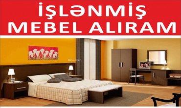 Bakı şəhərində Islenmis mebel aliriq