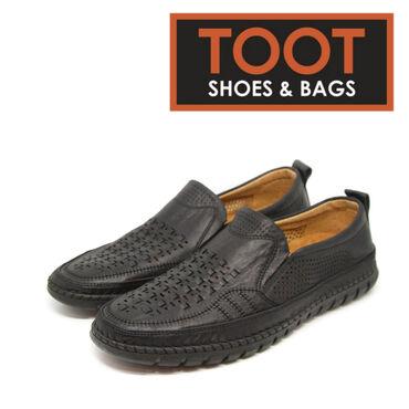 Мокасины мужские toot shoes&bags детали размер 38, 39, 40, 41, 42