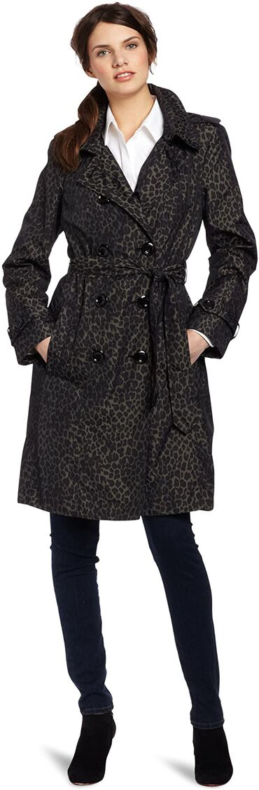 Kišni kaputi | Srbija: Calvin Klein Animal print kisni kaput