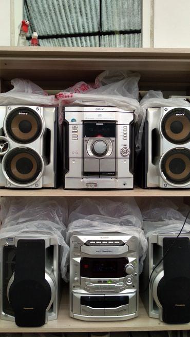 Продаю муз центр в Бишкек