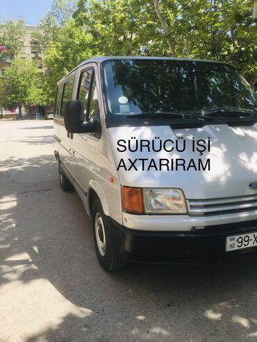 İş Mingəçevirda: Taksi sürücüsü. (C)