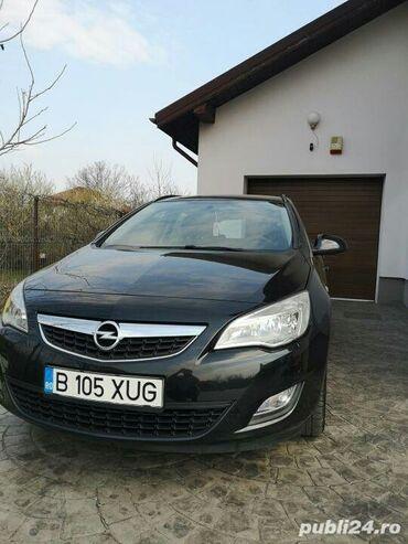 Opel Astra 1.4 l. 2012   163000 km