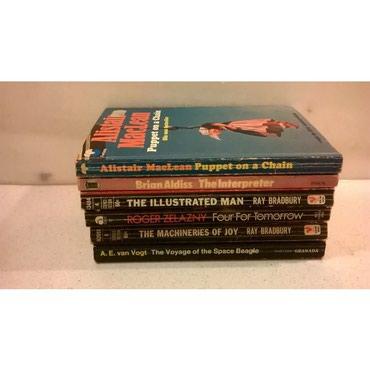 6 ξενόγλωσσα βιβλία ( paperback ) παλιές σε Athens