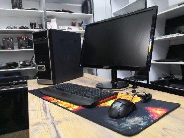 core i3 игровой в Кыргызстан: Средний игровой ПК • core i3 4130 3.4 GHz • озу 8гб • hdd 1tb • видеок