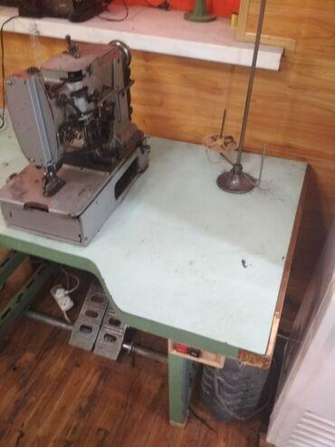 Швейные машины - Сокулук: Петельная машинка класс 25