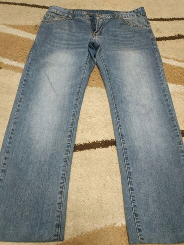 Джинсы мужские, тонкие Армани оригинал,как новые,на рост примерно 165