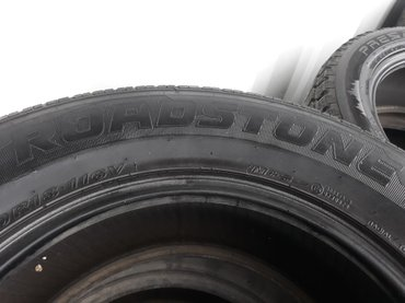 Продаю комплект шин(4шт.) ROADSTONE 285/60/18 M+S в Бишкек