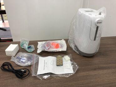 Небулайзер компрессорный омрон бишкек - Кыргызстан: Новый кислородный концентраторподходит для лечения:-лёгкой