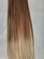Umetak za kosu na klipse. U svim bojama. Kosa je poluprirodna i veoma - Pancevo