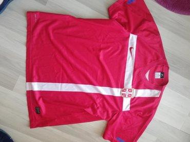Dres barselone - Srbija: Nike dres XL