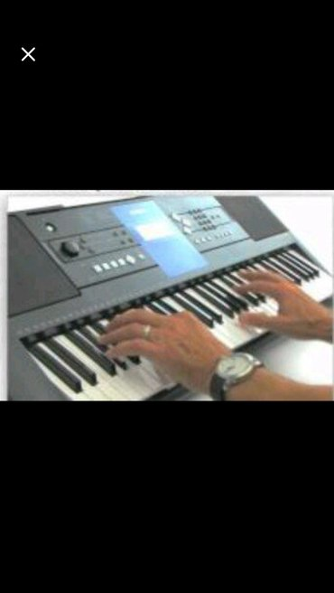 Куплю синтезатор ямаха до 5000 в хор сост в Бишкек