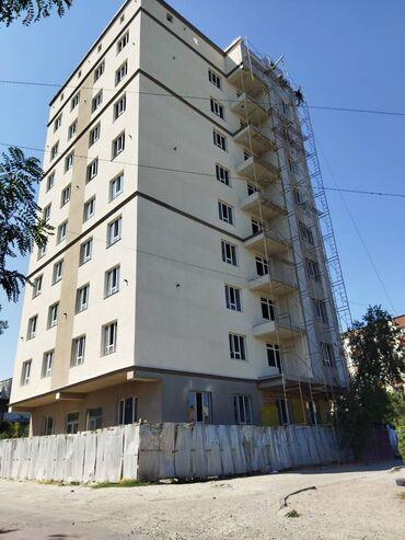 обмен квартиры на квартиру in Кыргызстан | ПРОДАЖА КВАРТИР: Элитка, 1 комната, 41 кв. м Бронированные двери, Лифт, Евроремонт