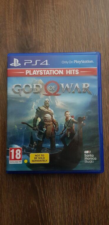 Din kaput - Srbija: Na prodaju igrica GOD OF WAR u odličnom stanju. Prešao sam je i ne