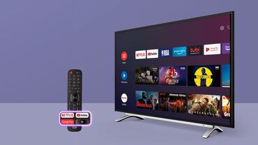 Телевизоры в Лебединовка: Телевизор Toshiba 43 L50 Android  Гарантия 3 год  Доставка имеется по