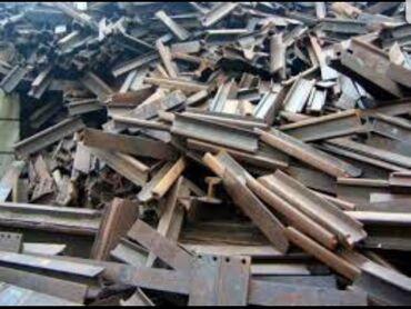 Услуги - Кой-Таш: Куплю чёрный металл самовывоз дорого скупка черный металл металлом