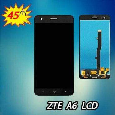 leagoo - Azərbaycan: ZTE A6 ekran dəyişimi.Məhsullarımız tam keyfiyyətli və