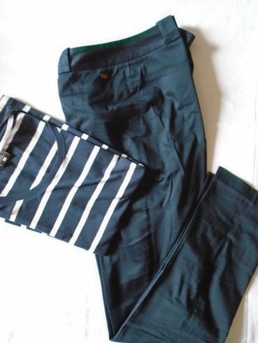 Afrodita mode collection pantalone u mornarskom stilu, velicine 40. - Beograd