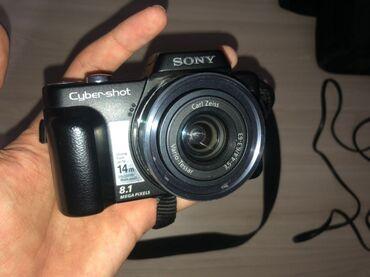 cyber shot sony в Кыргызстан: Продается фотоаппарат SonyСостояние как новоеМодель: Sony cyber-shot