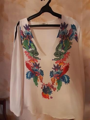 свободная рубашка в Кыргызстан: Блузка свободная, одевала 1 раз