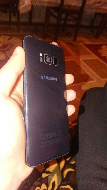 bluboo s8 - Azərbaycan: Samsung Galaxy S8 64 GB qara