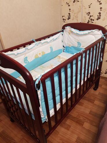 фаберлик витамины для детей в Кыргызстан: Кроватка детская фирмы Pierre CardinКроватка опускается в 3-х уровнях