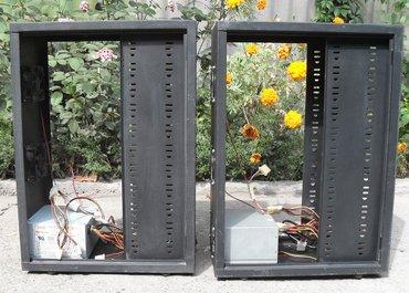 Корпуса от дубликаторов. Оба без крышек. В комплекте: БП 400w. в Бишкек