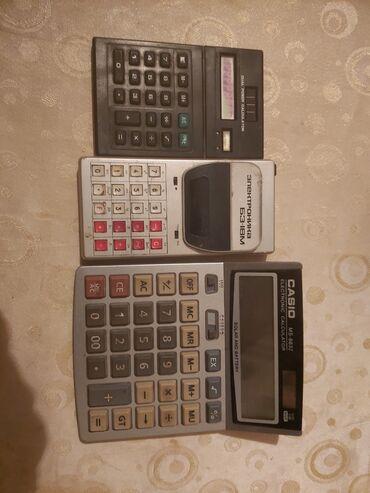 Другие предметы коллекционирования - Азербайджан: Калькуляторы.За все 20 манат