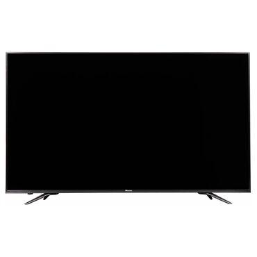 "Телевизоры - 55"" - Бишкек: Продаю тонкий Led телевизор Hisense 4K (модель H55N6800), диагональ 55"