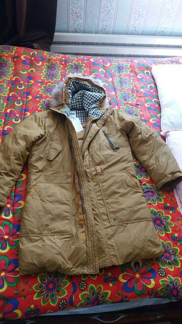 платье из штапеля большого размера в Кыргызстан: Продаю абсолютно новый шикарный пуховик. Привезен из США в качестве